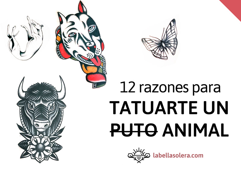 Tatuaje Tradicional La Guía Definitiva Del Tattoo Old School